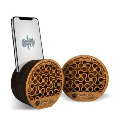 Caixa Acústica para Celular - Santa Ana Design