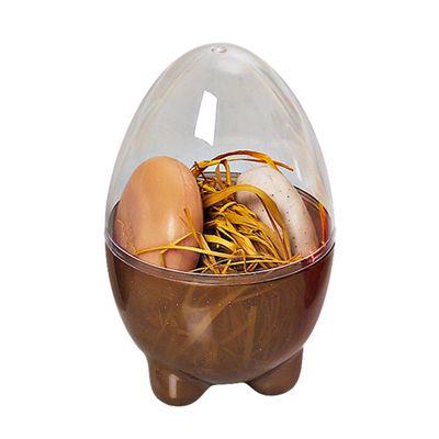 Santa Ana Design - Embalagem com formato de ovo de páscoa.