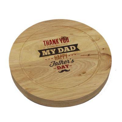 santa-ana-design - Tábua de madeira personalizada.