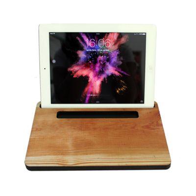 Porta-tablet personalizado.