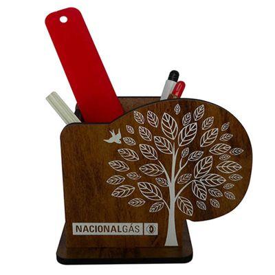 santa-ana-design - Porta-lápis ecológico.