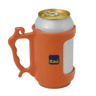 Porta latas personalizado. - Santa Ana Design