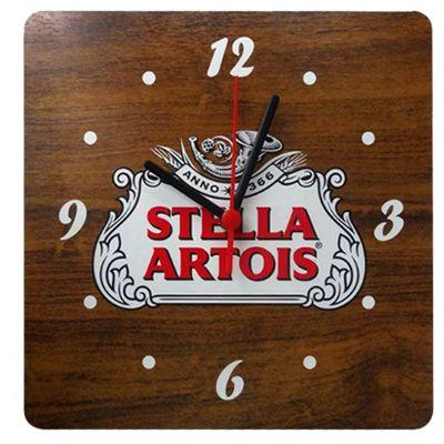 Santa Ana Design - Relógio de parede ecológico.