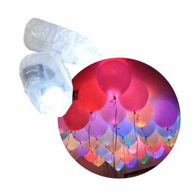 Luz LED para bexigas e balões