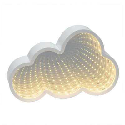 Luminária de mesa Nuvem Led Espelhado - Hutz