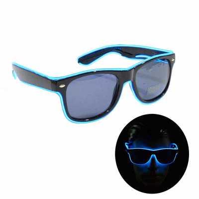 hutz - Óculos escuro Neon com funcionamento a pilha