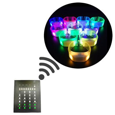 Pulseira LED RGB