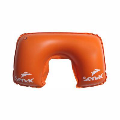 Produzido em PVC inflável 020 mm color, válvula de PVC. Medidas 43 cm de largura x 26 cm de altura. - Megga Promo