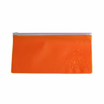 megga-promo - Produzido em PVC all clear 040 mm Color, zip lock transparente, cursor plástico. Medidas, 27 cm largura x 14 cm altura.