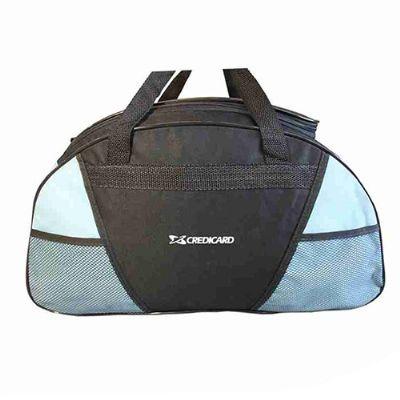 Megga Promo - Bolsa de viagem costurada com alça e porta-tênis