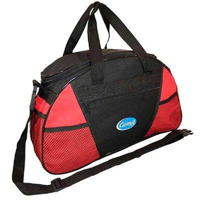 Megga Promo - Bolsa de viagem com alça de mão e ombro