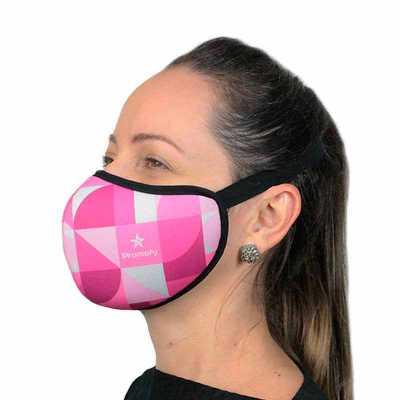 Máscara Proteção Respiratória Lavável