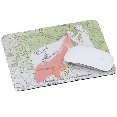 Tritengo - Mouse Pad em neoprene.