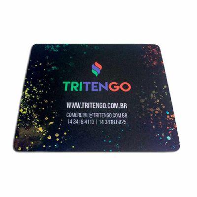 - Mouse pad personalizado fabricado em neoprene de ótima qualidade! Personalizado com as cores, logo, e identidade de sua marca ou estampas a sua escolh...