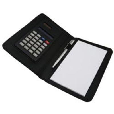 JBX Brindes - Bloco de anotação com calculadora.