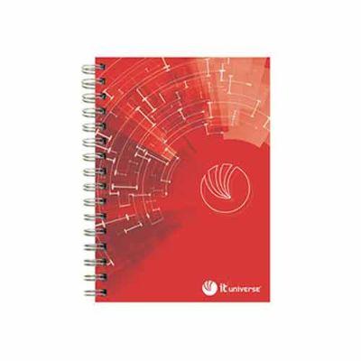 jbx-brindes - Caderno personalizado