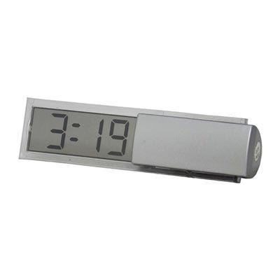 jbx-brindes - Relógio LCD de mesa  Url do produto: