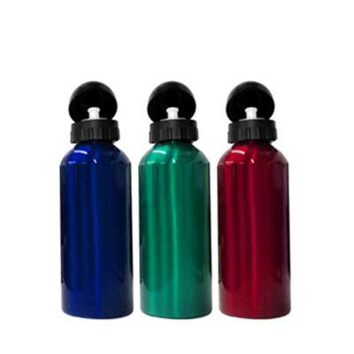 Squeeze de alumínio com, capacidade para400 ml.