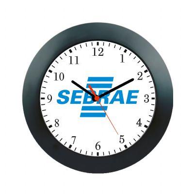 ZPromo - Relógio de parede personalizado.