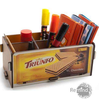 remind - Porta Objetos Montável - Triunfo Personalizado
