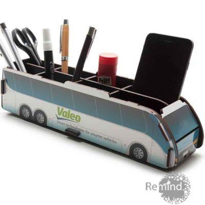 remind - Ônibus Porta Objetos Valeo Personalizado