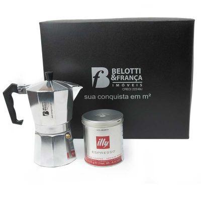 remind - Kit cafeteira personalizada.