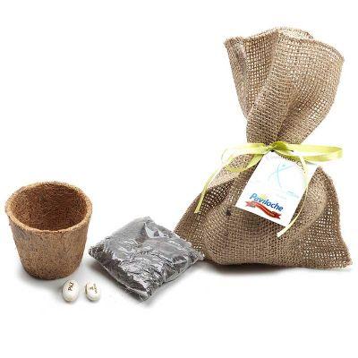 Remind Brindes Inteligentes - Kit semente personalizado.