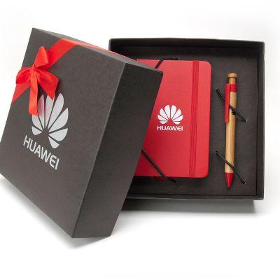 remind - Caderneta com caneta em bambu.