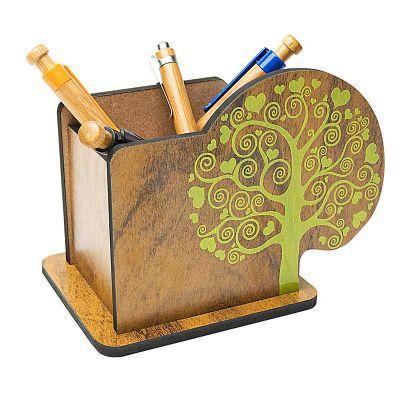 Remind Brindes Inteligentes - Porta-canetas personalizado.