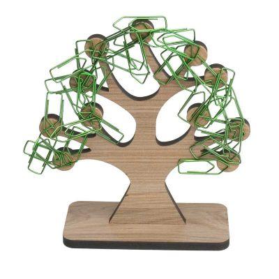 Remind Brindes Inteligentes - Porta-clips ecológico personalizado.