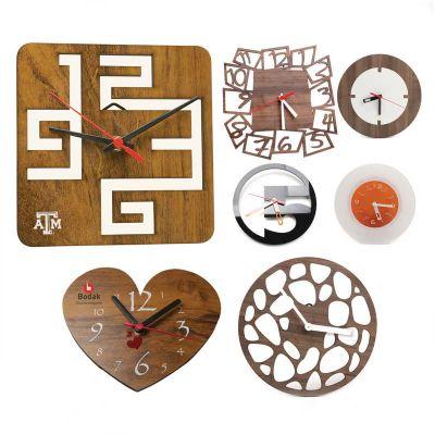Remind Brindes Inteligentes - Relógio de parede personalizados.