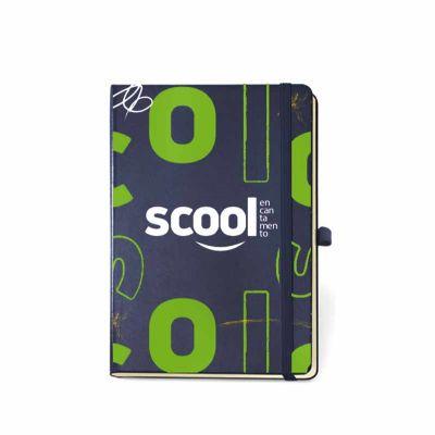 Promofy Brindes Corporativos Personalizados - Caderno capa dura