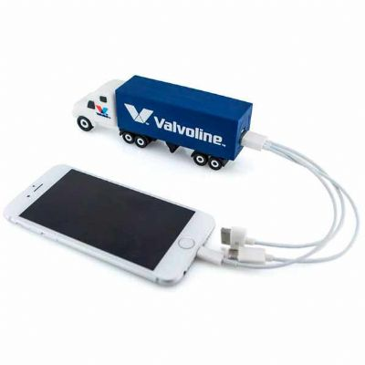Carregador portátil 3D customizado em qualquer formato