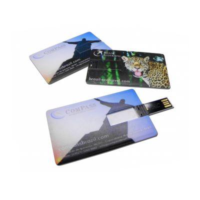 Promofy Brindes Corporativos Personalizados - Pen drive cartão personalizado.