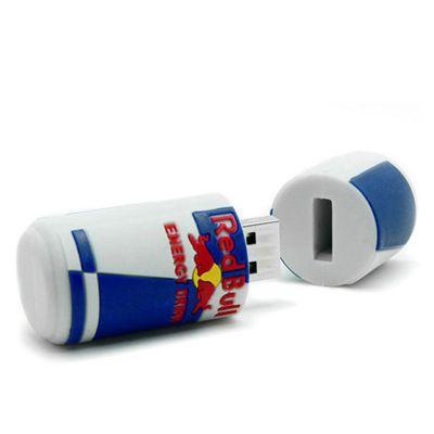promofy-brindes-personalizados - Pen drive emborrachado