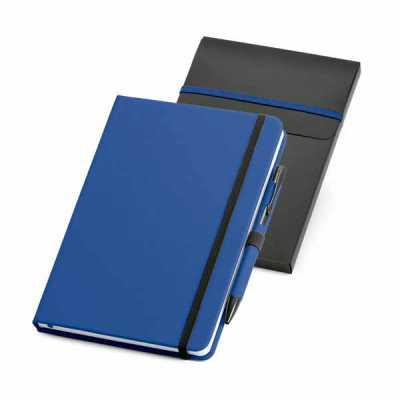 Kit de Caderno e Caneta