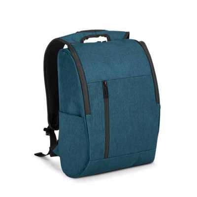 Mochila para notebook. Compartimento com 2 divisórias almofadadas para notebook até 15.6'' e tabl...