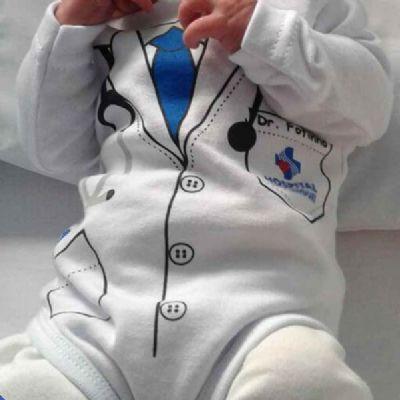 Body bebê Ribana