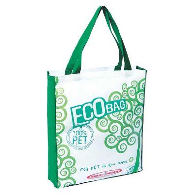 equilibrios-camisetas-promocionais - Sacola ecológica 100% feita da reciclagem da garrafa pet