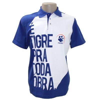 Equilíbrios Camisetas Promocio... - Camisa Polo Ecológica