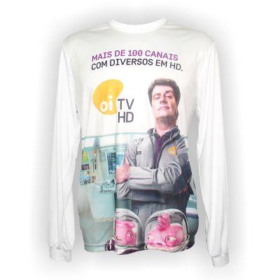 equilibrios-camisetas-promocionais - Camiseta Manga Longa em Dry