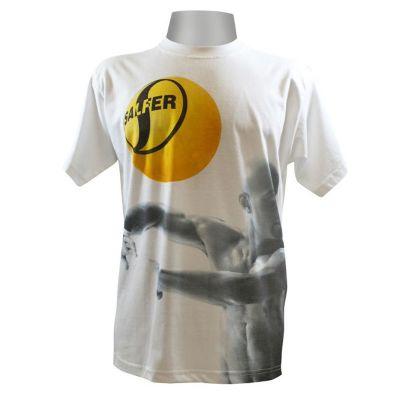 Equilíbrios Camisetas Promocio... - Camiseta de algodão