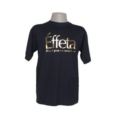 Camiseta ecológica personalizada.