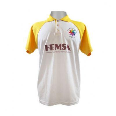 equilibrios-camisetas-promocionais - Camisa pólo feita de PET.
