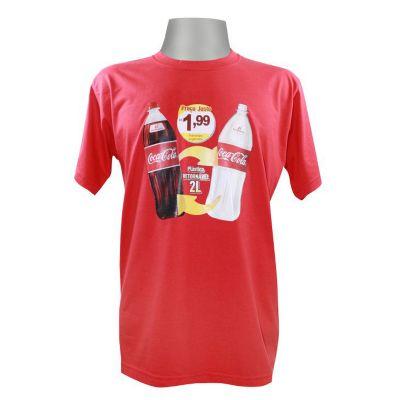 Equilíbrios Camisetas Promocionais - Camiseta algodão