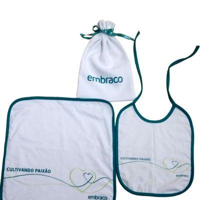 Kit Maternidade - Equilíbrios Camisetas Promocio...