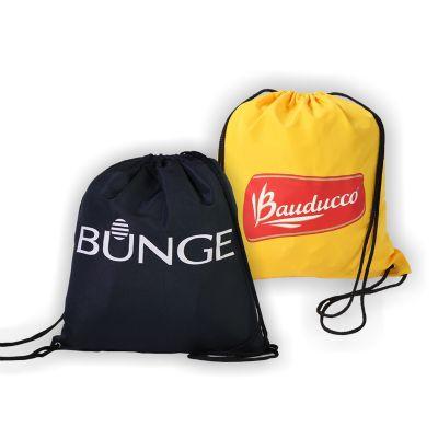 equilibrios-camisetas-promocionais - Sacochila com alta durabilidade