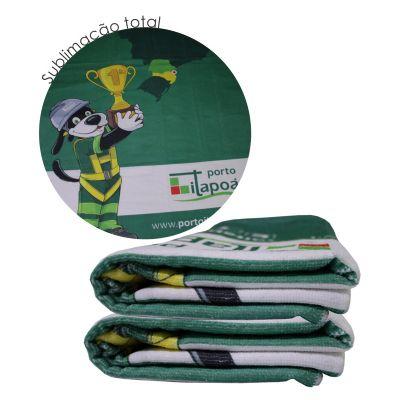 equilibrios-camisetas-promocionais - Toalha de Praia com alta durabilidade