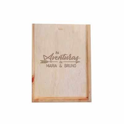 5e30a224e60 Estojo de madeira Personalizado - 153642