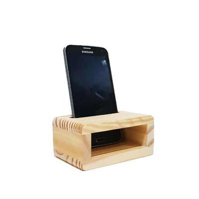 studio-blomma - Suporte amplificador de som de celular. Compatível com modelos modelos android (inclusive plus) e Iphone. Dimensão máxima 8 x 1,4 cm para aparelhos. G...